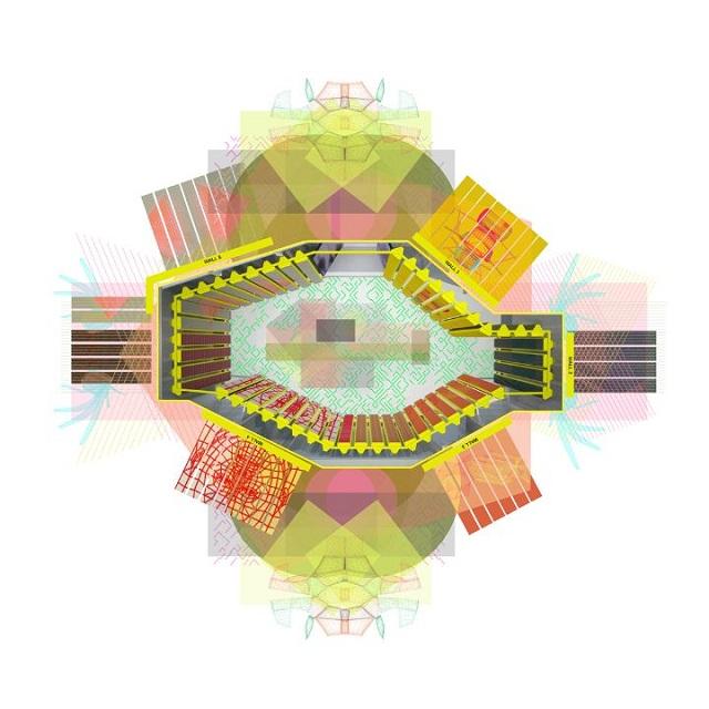 """""""Besonderes Design und erstaunliche Marken auf der Mailänder Messe 2013.""""  Milan Design Week 2013: Kvadrat, Moroso und Ligne Roset Milan Design Week 2013 Kvadrat Moroso und Ligne Roset Ereignisse Marke Wohn DesignTrend 03"""