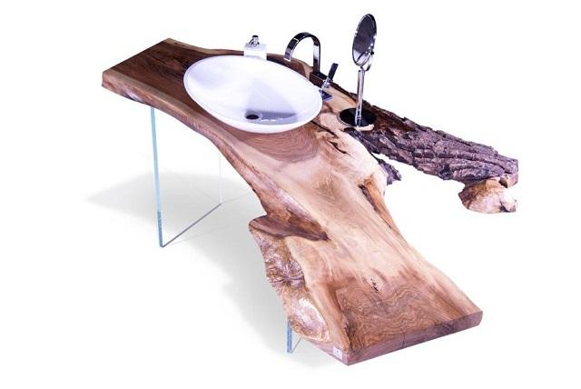 """""""Die Tischmanufaktur Stammdesign ist ein österreichisches Unternehmen, welches großen Wert auf höchste Qualität legt.""""  Stammdesign: Tischmanufaktur und Design der Natur Stammdesign Tischmanufaktur und Design der Natur Marke Wohn DesignTrend 02"""