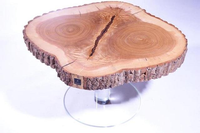 """""""Die Tischmanufaktur Stammdesign ist ein österreichisches Unternehmen, welches großen Wert auf höchste Qualität legt.""""  Stammdesign: Tischmanufaktur und Design der Natur Stammdesign Tischmanufaktur und Design der Natur Marke Wohn DesignTrend 06"""