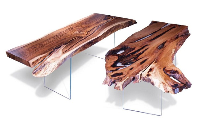 """""""Die Tischmanufaktur Stammdesign ist ein österreichisches Unternehmen, welches großen Wert auf höchste Qualität legt.""""  Stammdesign: Tischmanufaktur und Design der Natur Stammdesign Tischmanufaktur und Design der Natur Marke Wohn DesignTrend 07"""