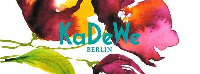 """""""Als führendes Kaufhaus des Landes präsentierte das KaDeWe seinen Kunden Begehrtes aus aller Welt – den neuesten Looks der Pariser Laufstege, usw.""""  KaDeWe Berlin: Luxuriöses und stylishes Kaufhaus KaDeWe Berlin    Wohn DesignTrend"""