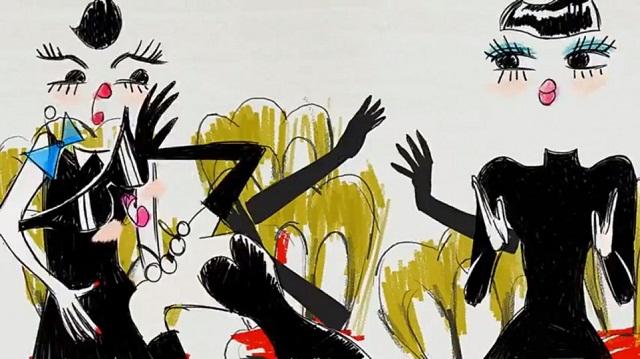 """""""Kooperation Lanvin-Designer Alber Elbaz hat die Bestseller von Lancôme neu eingekleidet. Ein erster Blick auf die bezaubernde Make-up-Kollektion.""""  Kooperation Lanvin-Designer Alber Elbaz für Lancôme Wohn DesignTrend    Alber Elbaz f  r Lanc  me 06"""