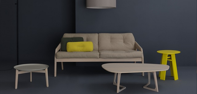 """""""ZEITRAUM an Clerkenwell Design Week 2013: Ihre Möbel sind mehr als Gebrauchsgegenstände. Sie repräsentieren eine Haltung dem Leben und den Dingen gegenüber."""""""