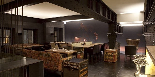 F nf ein gourmetrestaurant in stuttgart wohn designtrend for Wohndesign stuttgart