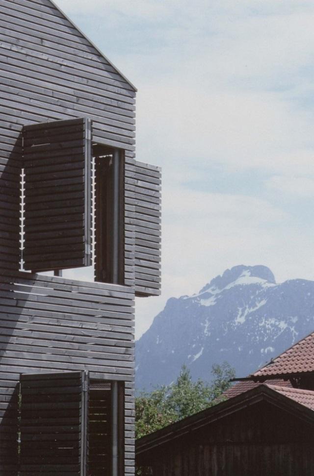 wohntrends house k in deutschland von becker architekten wohn designtrend. Black Bedroom Furniture Sets. Home Design Ideas