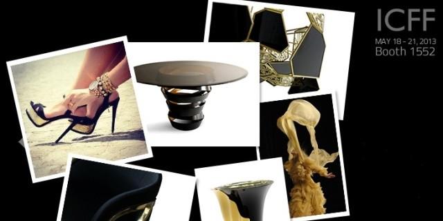 KOKET auf der Möbelmesse ICFF 2013: Booth 1552 | Wohn-DesignTrend