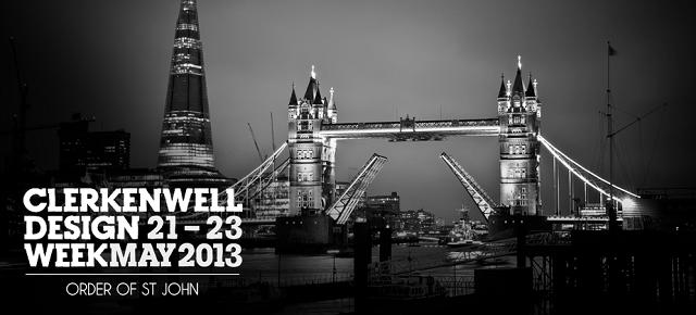 """""""Die Möbelmarke BOCA DO LOBO ist an der Clerkenwell Design Week 2013. Für Design-Liebhaber mit einer Schwäche für Festivals wird der Ort immer mehr zur Location."""""""