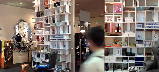 """""""Die Möbelmarke BOCA DO LOBO ist an der Clerkenwell Design Week 2013. Für Design-Liebhaber mit einer Schwäche für Festivals wird der Ort immer mehr zur Location.""""  Möbelmarke Boca do Lobo an der Clerkenwell Design Week 2013 Wohn DesignTrend    M  belmarke Boca do Lobo an Clerkenwell Design Week 2013 Bookcase Coleccionista"""