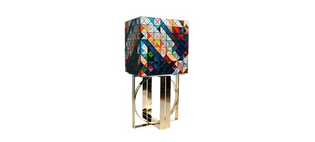 """""""Die Möbelmarke BOCA DO LOBO ist an der Clerkenwell Design Week 2013. Für Design-Liebhaber mit einer Schwäche für Festivals wird der Ort immer mehr zur Location.""""  Möbelmarke Boca do Lobo an der Clerkenwell Design Week 2013 Wohn DesignTrend    M  belmarke Boca do Lobo an Clerkenwell Design Week 2013 Cabinet Pixel"""