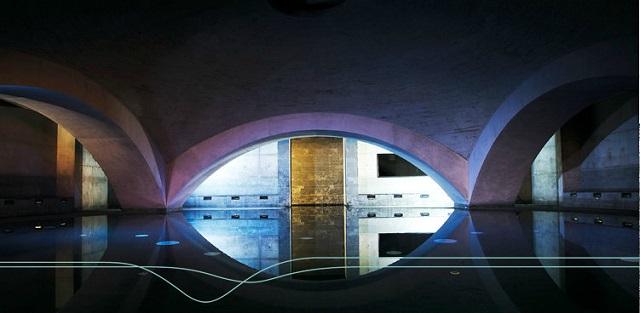 """""""TOP Day Spas in Berlin: Wellness und Bodycare auf Premium-Niveau unter einem Dach und in einem besonderen Ambiente.""""  Beauty und Gesundheit: TOP Day Spas in Berlin Wohn DesignTrend    TOP Day Spas in Berlin Liquidrom"""