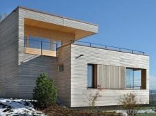 Wohntrends: Haus Weinfelden von K_m Architektur