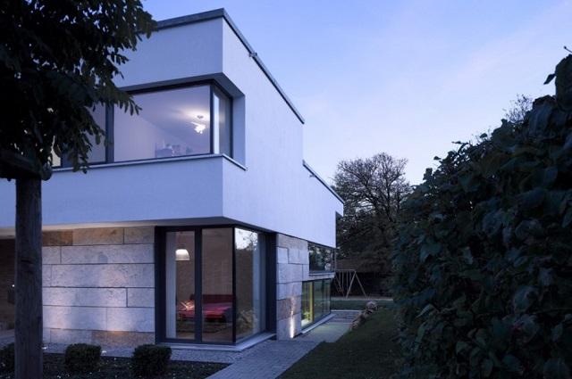 wohntrends haus in deutschland von liebel architekten bda wohn designtrend. Black Bedroom Furniture Sets. Home Design Ideas