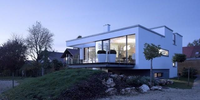 Wohntrends haus in deutschland von liebel architekten bda wohn designtrend - Architekten deutschland ...