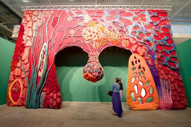 """""""Art Basel 2013 in der Schweiz - vom 13. bis zum 16. Juni. """"Olympics of the Art World"""", das ist ein Titel, den man in Basel gern annimmt.""""  Messerundgang Art Basel 2013 in der Schweiz Wohn DesignTrend Art Basel 2013 in der Schweiz 02"""