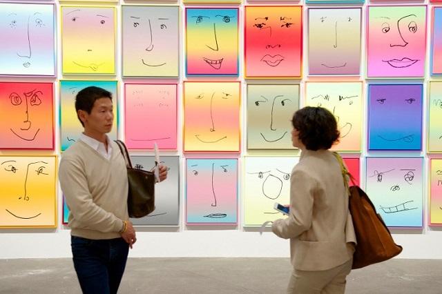 """""""Art Basel 2013 in der Schweiz - vom 13. bis zum 16. Juni. """"Olympics of the Art World"""", das ist ein Titel, den man in Basel gern annimmt.""""  Messerundgang Art Basel 2013 in der Schweiz Wohn DesignTrend Art Basel 2013 in der Schweiz 06"""