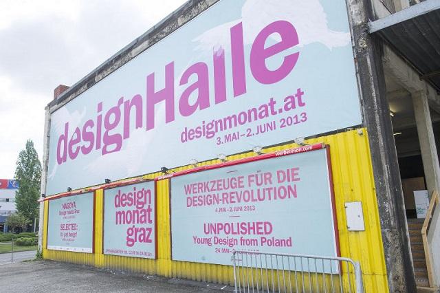 """Design & Interieur: Designmonat Graz 2013 - 3. Mai bis zum 2. Juni 2013 - 30 Tage Design, 30 Tage Ausnahmezustand.""  Design & Interieur: Design Monat Graz 2013 Wohn DesignTrend Designmonat Graz 2013 02"