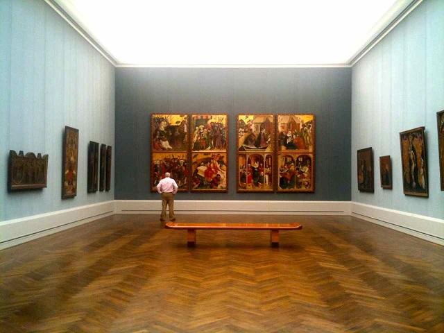 """""""Deutschland ist weltweit bekannt für seine Offenheit gegenüber anderen Kulturen und neuen Künstlern. Beste Galerien in Deutschland.""""  TOP 10 Kunst Galerien in Deutschland Wohn DesignTrend Galerien in Deutschland Gem  ldegalerie Berlin"""