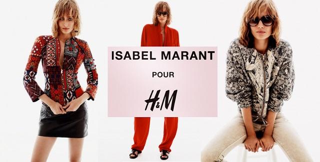 """""""Isabel Marant selbst sagt über die Kooperation, sie fühle sich sehr geschmeichelt, weil H&M nur mit den Besten zusammenarbeite.""""  Kooperation: Französische Designerin Isabel Marant für H&M Wohn DesignTrend Kollaboration Isabel Marant f  r HM 01"""