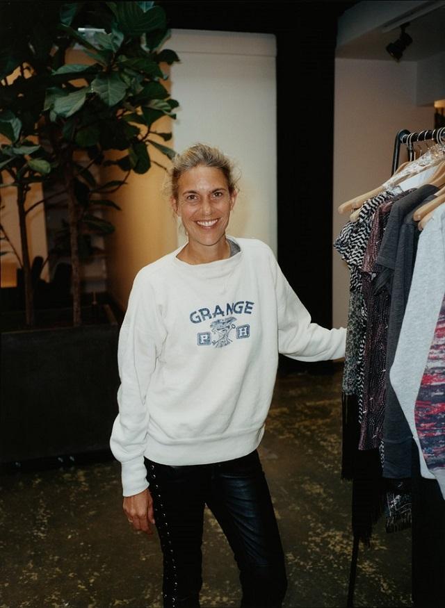 """""""Isabel Marant selbst sagt über die Kooperation, sie fühle sich sehr geschmeichelt, weil H&M nur mit den Besten zusammenarbeite.""""  Kooperation: Französische Designerin Isabel Marant für H&M Wohn DesignTrend Kollaboration Isabel Marant f  r HM 06"""