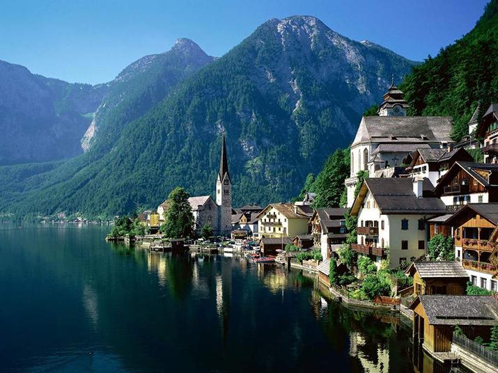 """""""Österreich ist voll von atemberaubenden Naturspots. Von Wien bis Bregenz, das Land kann eine Landschaft vorweisen, die an keinem anderen Ort vorgefunden werden kann  TOP 10 schönsten Naturspots in Österreich c4UP4GQ"""