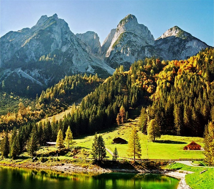 """""""Österreich ist voll von atemberaubenden Naturspots. Von Wien bis Bregenz, das Land kann eine Landschaft vorweisen, die an keinem anderen Ort vorgefunden werden kann""""  TOP 10 schönsten Naturspots in Österreich eTYnpUI"""