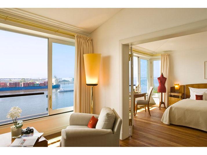 """""""Suchen Sie nach einem 5 Sterne Hotel in Hamburg? Dann haben wir hier für Sie eine Auswahl der 5 besten Luxushotels in Hamburg, Deutschland."""""""