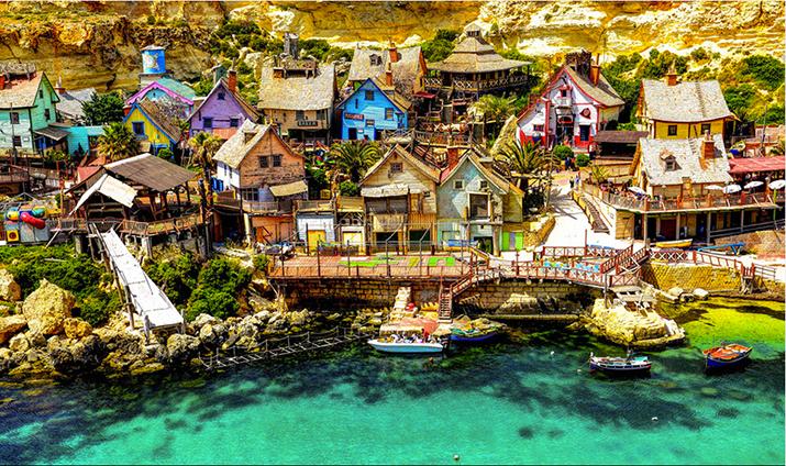 Ein paar der wohl atemberaubendsten Städte der Welt befinden sich an den wohl unbekanntesten und verstecktesten Orten.  Die schönsten Städte der Welt Captura de ecr   2013 08 27   s 14