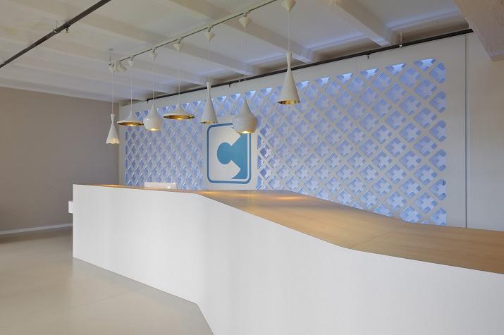 """""""Das stylische Covus: eine Game-Agentur in Berlin. Im März 2012 wurde dann ein 1.500 Quadratmeter großes Loftbüro in Prenzlauer Berg bezogen.""""  Das stylische Covus: eine Game-Agentur in Berlin Wohn DesignTrend Covus Building Berlin 01"""