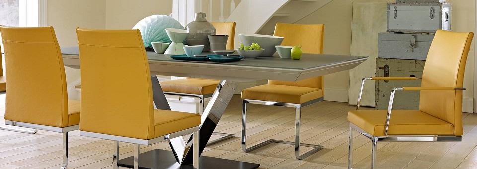 grosse esstische f r moderne esszimmer wohn designtrend. Black Bedroom Furniture Sets. Home Design Ideas