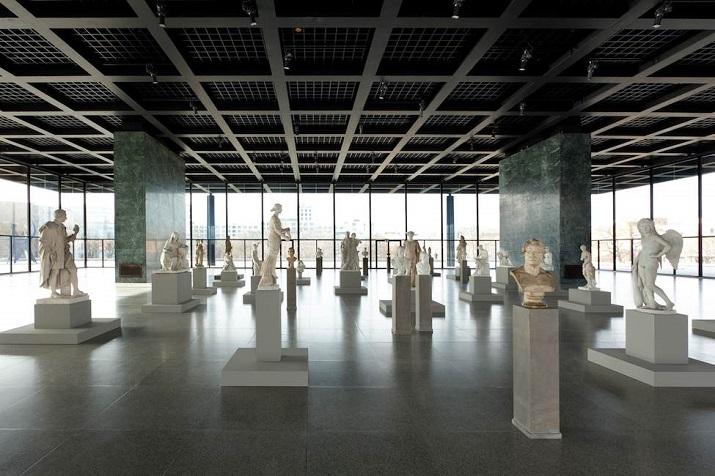 """""""Einige der besten Galerien man kann an Berlin Art Week 2013 besuchen!""""  Beste Galerien der Berlin Art Week 2013 zu besuchen Staatliche Museen zu Berlin 02"""