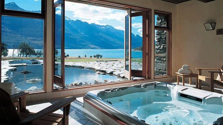 """""""Erstaunliche Orte um die Welt, um man zu entspannen.""""  Erstaunliche Orte um die Welt Wohn DesignTrend New Zealand"""
