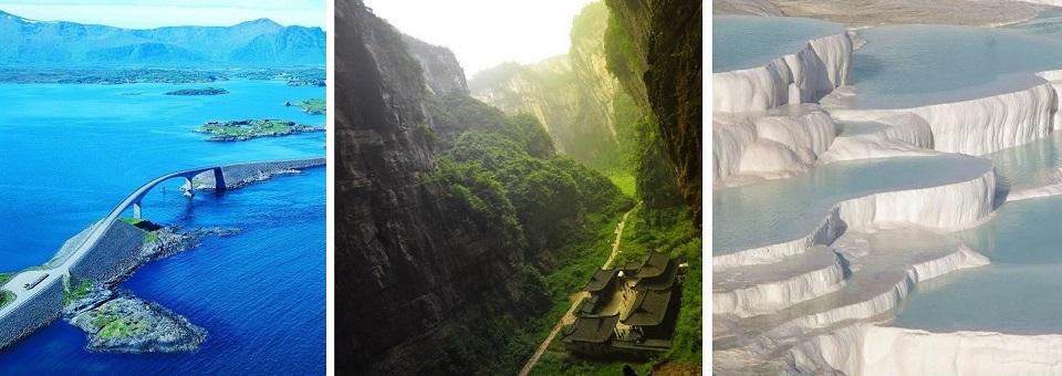 Erstaunliche Orte um die Welt Wohn DesignTrend slide