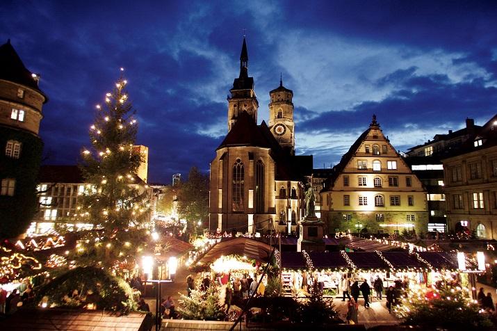 """""""Die besten 10 Städte um die Welt, wo Weihnachten eine erstaunliche Feier geworden ist.""""  10 Meiste Festliche Weihnachten-Städte 10 Meiste Festliche Weihnachten St  dte Stuttgart"""