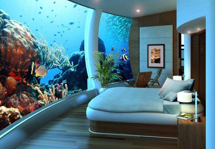 """""""Von einem Unterwasserrückzug bis einen sich neigenden Turm, sehen Sie einige der wildesten Hotels um die Welt an. Wir haben die Spitzenhotels gefunden.""""  Die wildesten Hotels um die Welt Die wildesten Hotels um die Welt 07"""