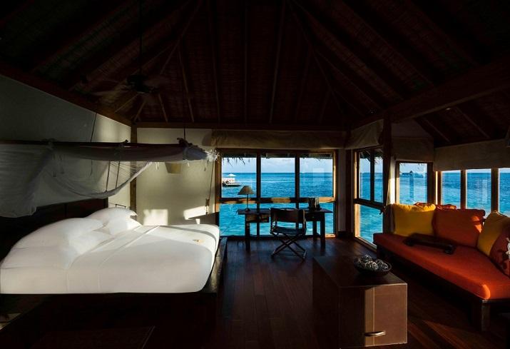 """""""Gili Lankanfushi: Das 5-Sterne-Resort vereint den puren und unverfälschten Zauber der Malediven mit Luxus, Wellness und perfektem Service.""""  Gili Lankanfushi: Ein Geschmack des Himmels Gili Lankanfushi Ein Geschmack des Himmels 08"""