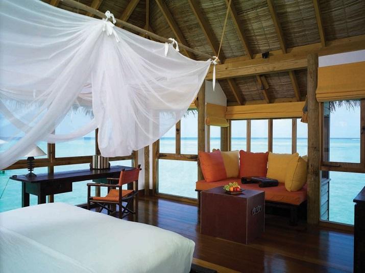 """""""Gili Lankanfushi: Das 5-Sterne-Resort vereint den puren und unverfälschten Zauber der Malediven mit Luxus, Wellness und perfektem Service.""""  Gili Lankanfushi: Ein Geschmack des Himmels Gili Lankanfushi Ein Geschmack des Himmels 09"""