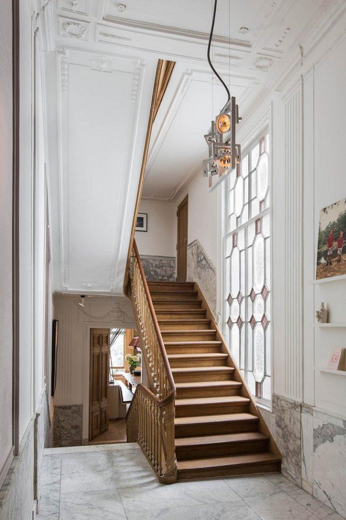 Grachtenhaus herengracht von studio r u i m wohn designtrend for Herengracht amsterdam