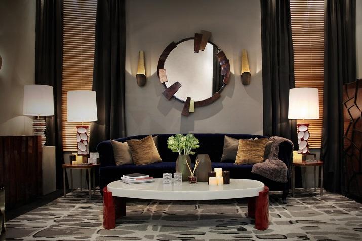 """""""Dekorieren Sie Ihr Wohnzimmer und schaffen Sie eine einzigartige Atmosphäre durch Hinzufügen eines hervorragenden Marmor-Couchtisches.""""  Moderne und Trendy Möbel: Marmorcouchtische Moderne und Trendy M  bel Marmorcouchtische BRABBU"""