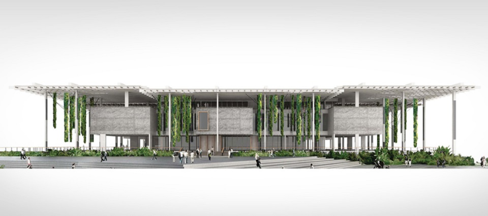 Pérez Art Museum in Miami von Herzog & de Meuron P  rez Art Museum in Miami von Herzog de Meuron slide