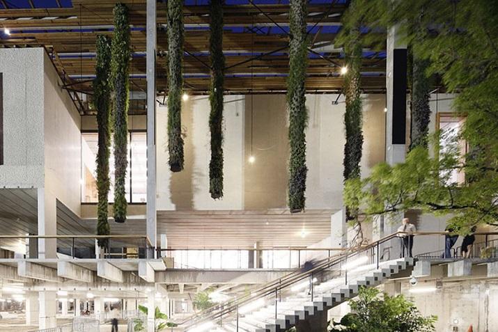"""""""Pérez Art Museum in Miami von Herzog & de Meuron eröffnet. Ein neues Museum für moderne und zeitgenössische Kunst soll zum Wahrzeichen von Miami werden.""""  Pérez Art Museum in Miami von Herzog & de Meuron P  rez Art Museum in Miami von Herzog de Meuron 08"""