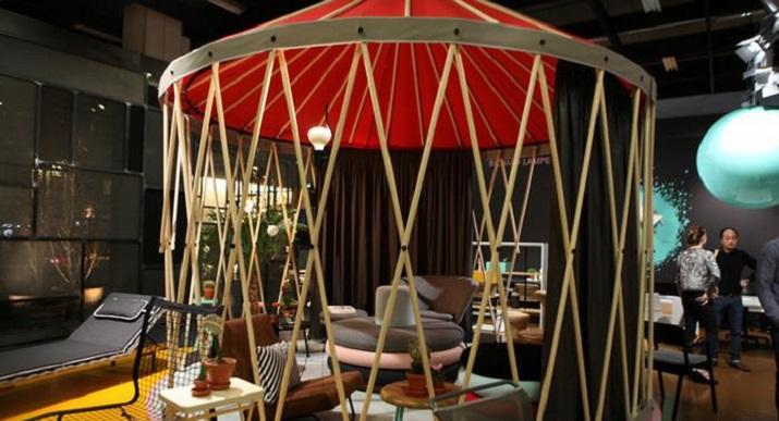 """""""Die internationale Möbelmesse imm cologne in Köln stellt die neuen Designtrends der Einrichtungsbranche vor. 2014 sind Individualität und Kreativität gefragt.""""  imm cologne 2014: Die Kunst des Wohnens imm cologne wohntrends 01"""