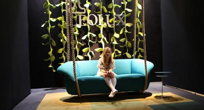 """""""Die internationale Möbelmesse imm cologne in Köln stellt die neuen Designtrends der Einrichtungsbranche vor. 2014 sind Individualität und Kreativität gefragt.""""  imm cologne 2014: Die Kunst des Wohnens imm cologne wohntrends 02"""