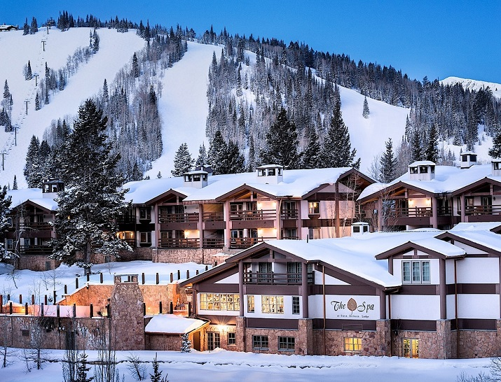 """""""Ein Luxusreisen führt für jeden, der will, an ihm die meisten berühmten Berge, die feinsten Skierleichterungen mit der besten vip Besichtigung.""""  TOP 10 Luxusskireiseziele - Teil I TOP 10 Luxusskireiseziele Stein Eriksen Lodge 01"""