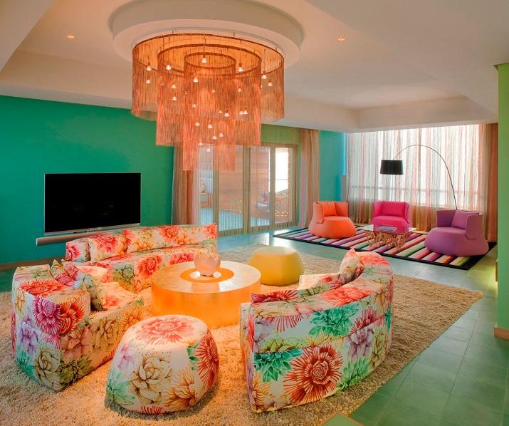 """""""Einige der Modedesigner haben ihre einzigartigen Unterschriften auf Suiten und Hotels durch die Welt gesetzt, die ebenso Schick sind wie ihre Kleidung."""" Designer Hotels 10 TOP Mode Designer Hotels und Suiten 10 TOP Mode Designer Hotels und Suiten Missoni"""