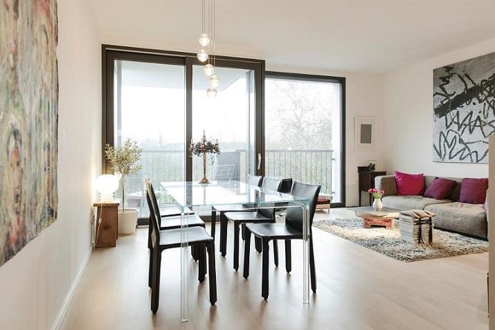 besuchen sie ferienapartments in berlin mit suite 030 wohn designtrend. Black Bedroom Furniture Sets. Home Design Ideas