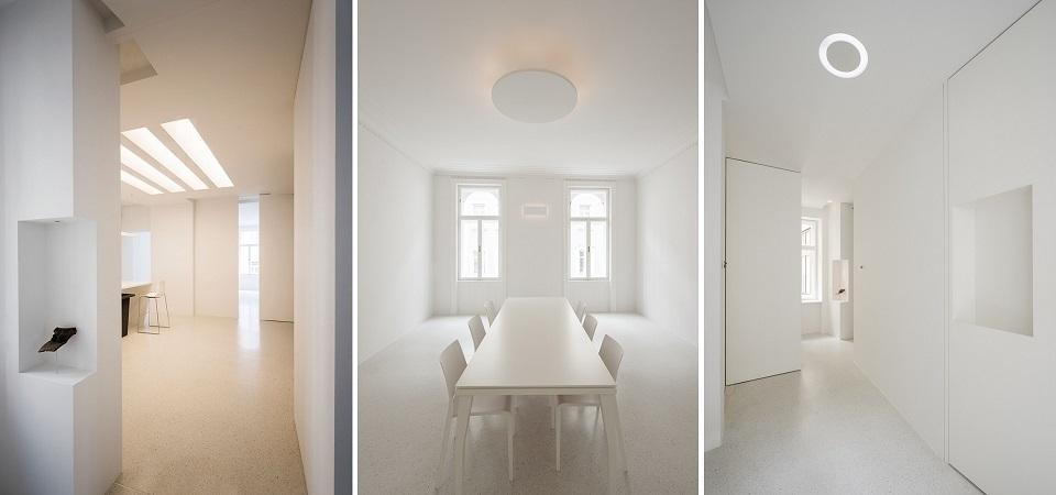 Renovierung eines 19. Jahrhunderts Gebäude in Wien Renovierung eines 19