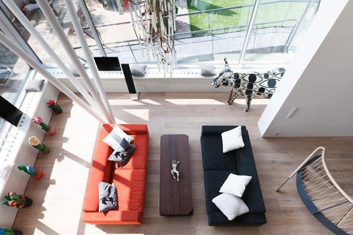"""""""Haus N ist ein Projekt in Moskau, Russland. Gemacht in 2014 von 4a Architekten""""  Wohntrends: Haus N von 4a Architekten Wohntrends Haus N von 4a Architekten 04"""