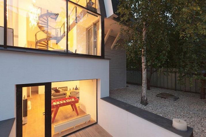 """""""Haus N ist ein Projekt in Moskau, Russland. Gemacht in 2014 von 4a Architekten""""  Wohntrends: Haus N von 4a Architekten Wohntrends Haus N von 4a Architekten 10"""