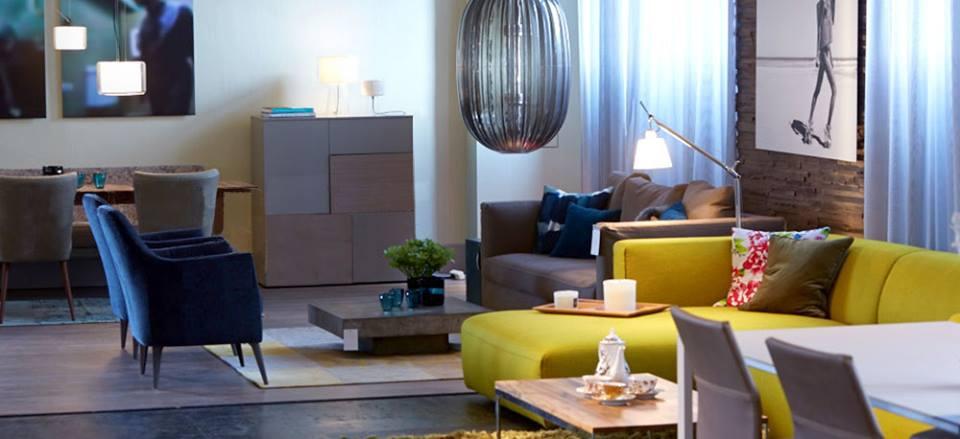 """""""Hier steht einige der beste Designshops in Frankfurt, um ihr Haus zu dekorieren."""""""