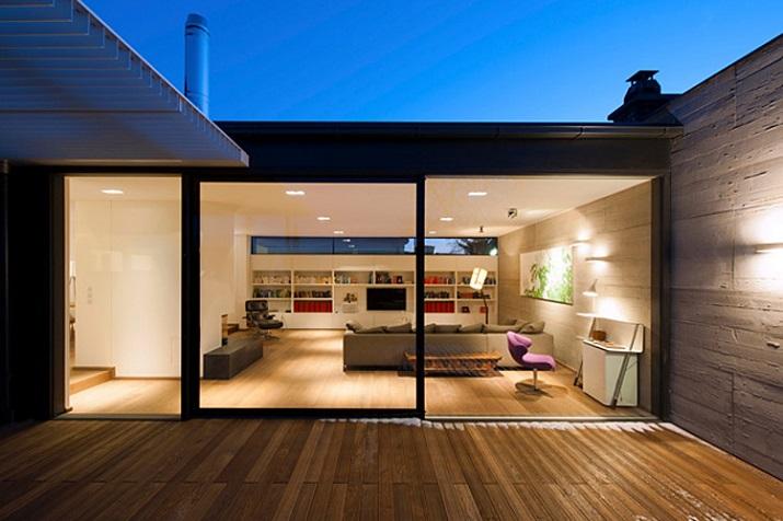 innenarchitektur projekt von österreischiche junger & beer | wohn, Innenarchitektur ideen